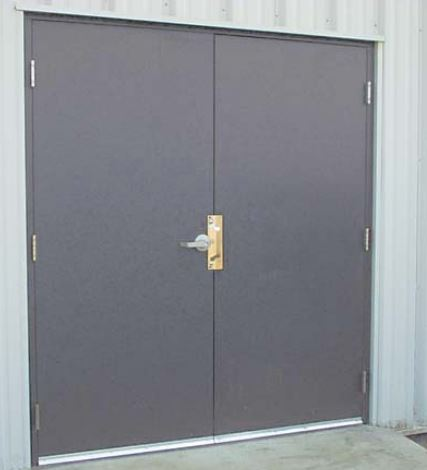 Commercial Metal Door