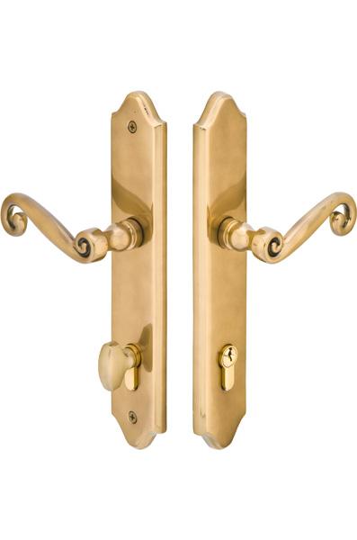 Designed Multipoint Lock Trim