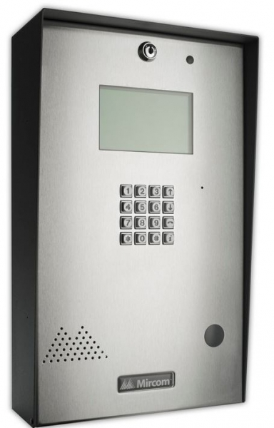 Mircom Intercom TX3-200-8u