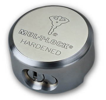 Mul-T- Lock Round Padlock