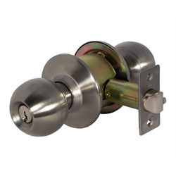 Transatlantic Ball Knob Lock