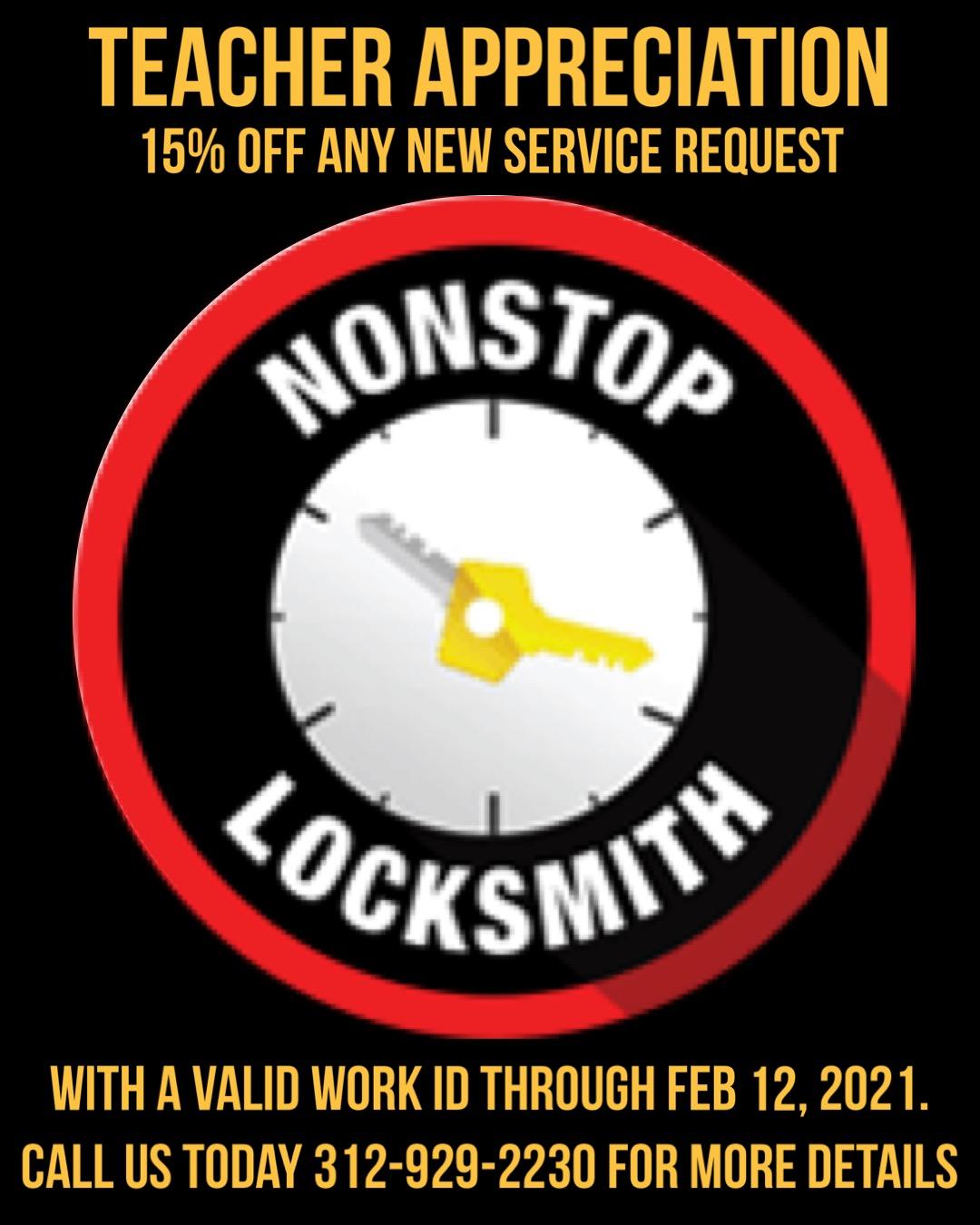 chicago locksmith discount